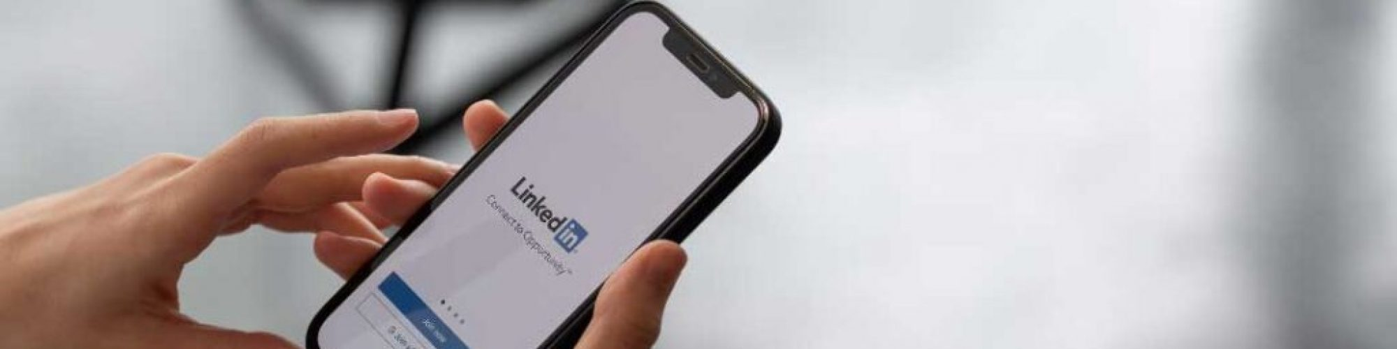 Linkedin-Mobiel